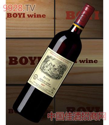 拉菲埃尔威斯名庄干红葡萄酒2007
