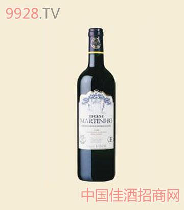 唐马尔廷奥红2004葡萄酒